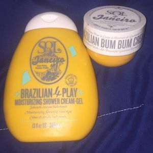 Sol de Janeiro Bum Bum & Shower gel (set of 2)